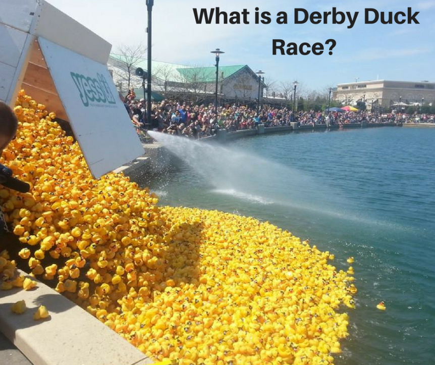 What is a Derby Duck Race?