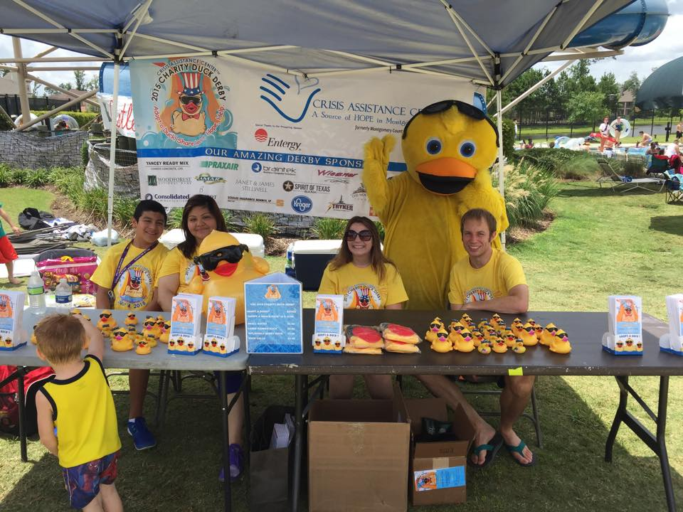 Two quacky Texas Duck Races for 4th of July weekend- CAC Duck Derby