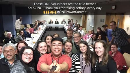 Nonprofit on Snapchat