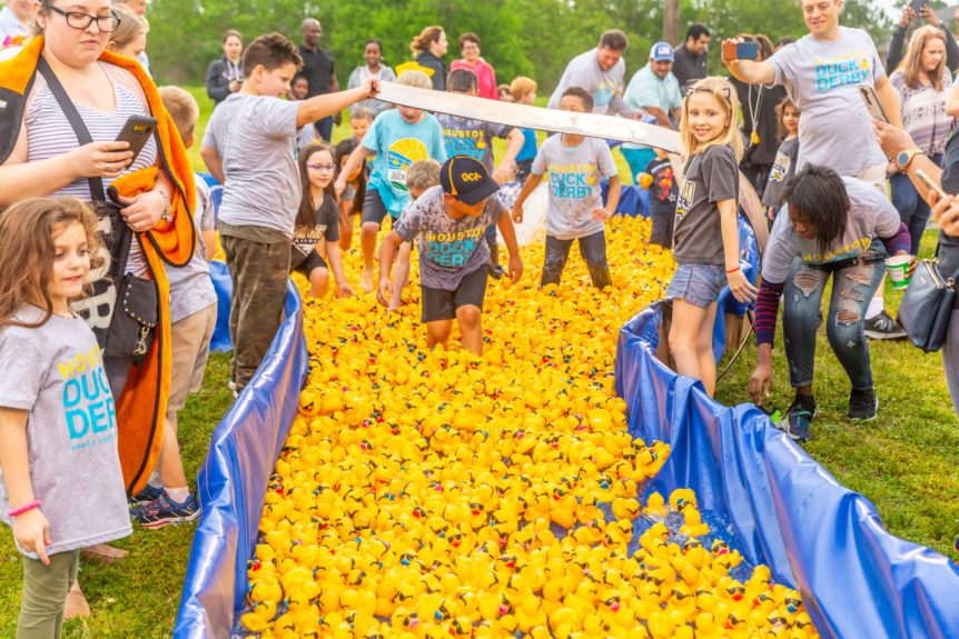 Houston Duck Derby Raceway