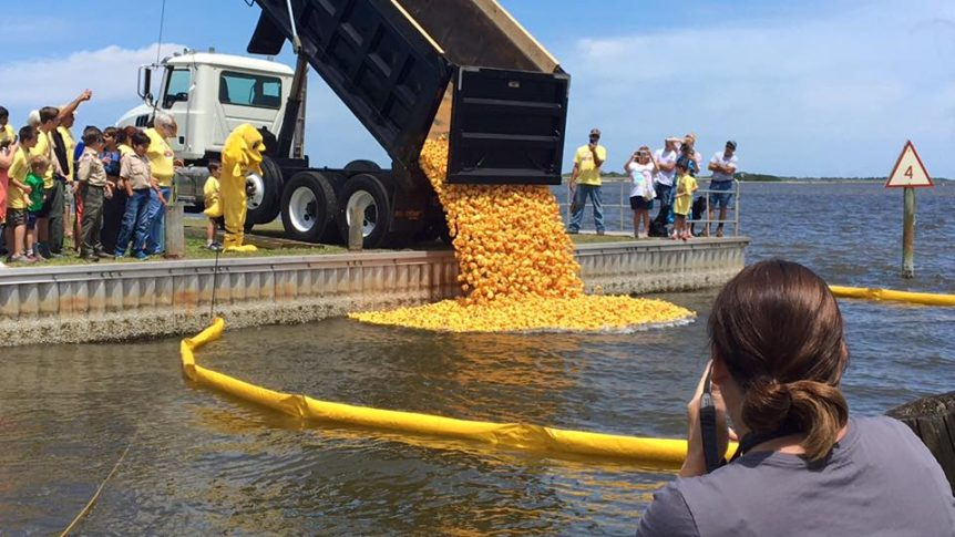 19th Annual Great Brevard Duck Race