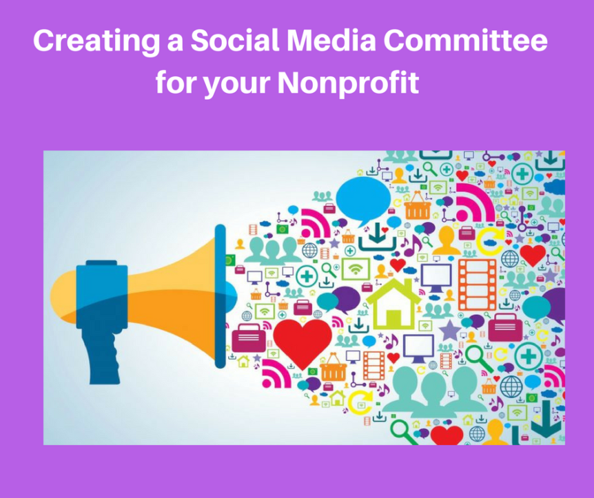 Creating a Social Media Committee for your Nonprofit