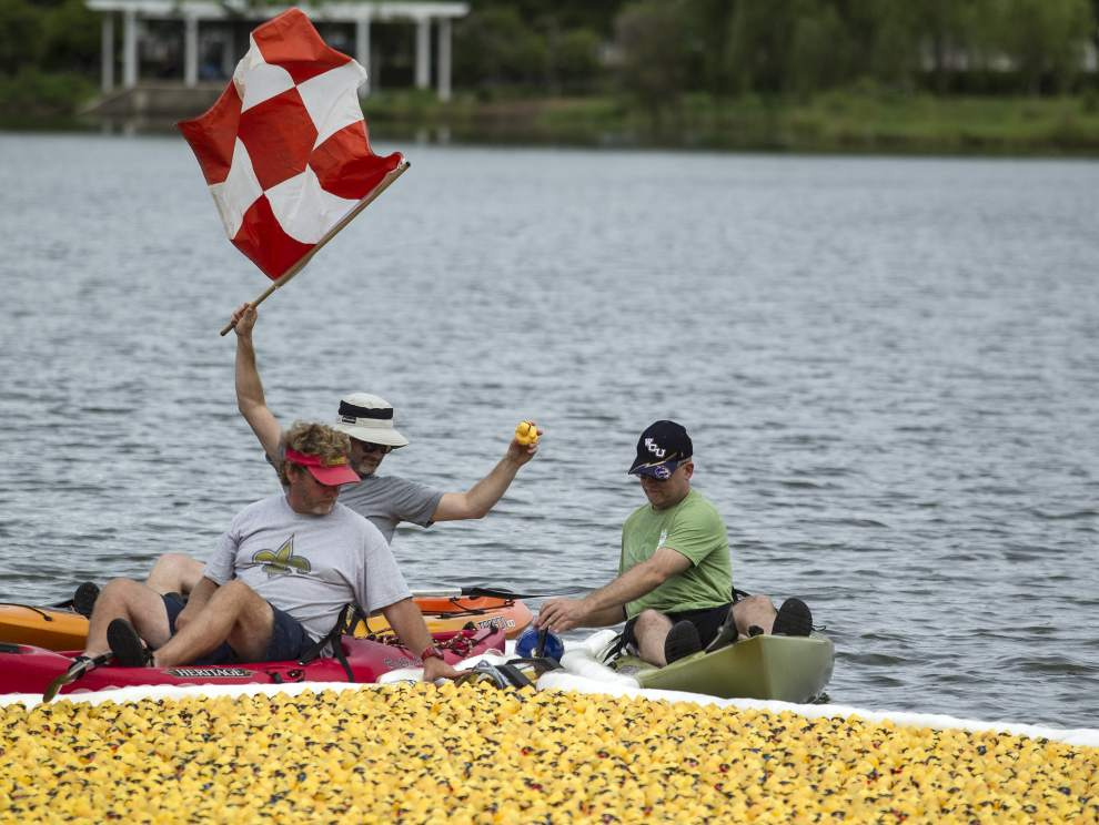 Three Duck Races To Start June Game Fundraising
