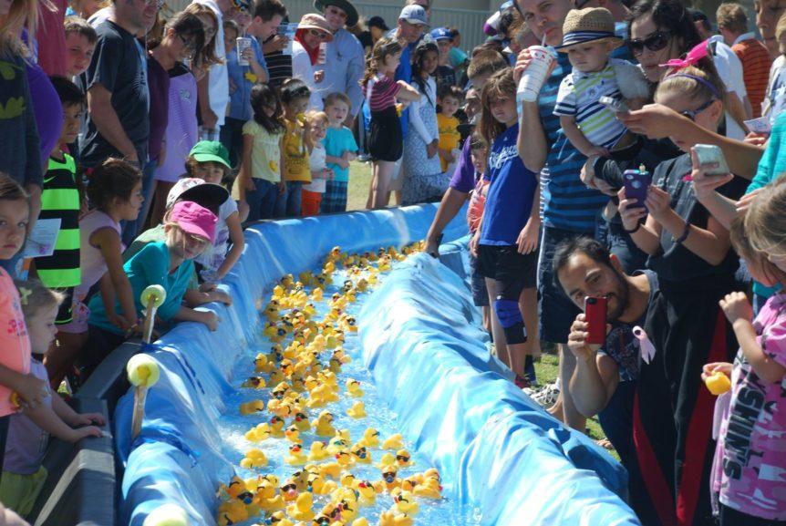 Duck Derby Fundraiser