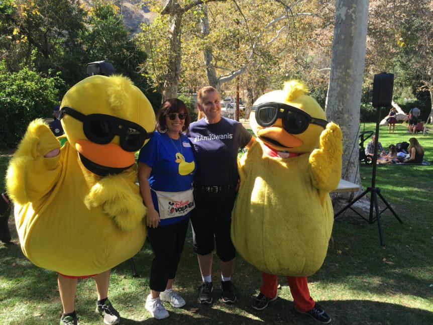 Duck Race Fundraising