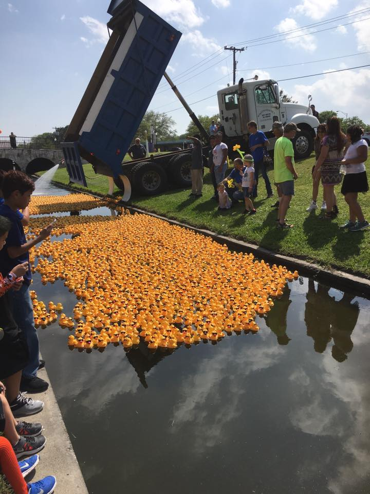 11th Annual Texas City ISD Youtfest & Duck Derby