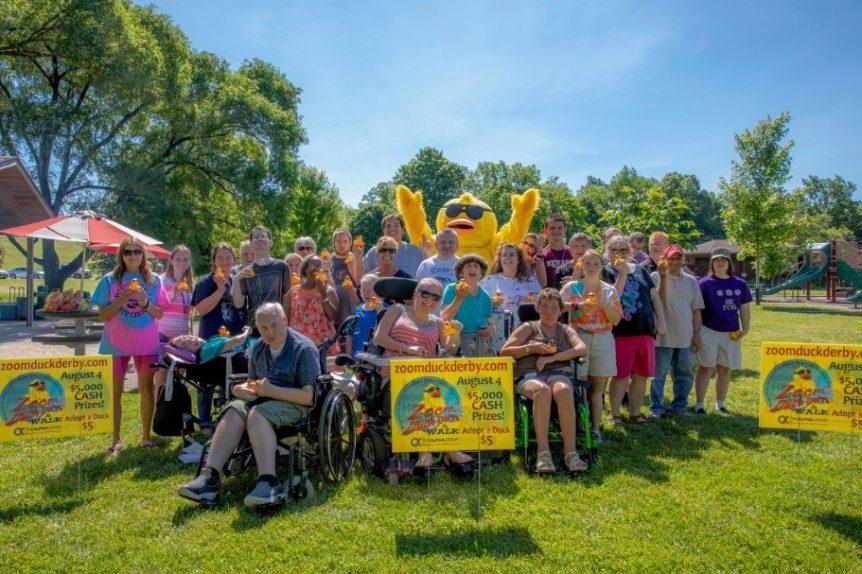 Duck Race Fundraiser