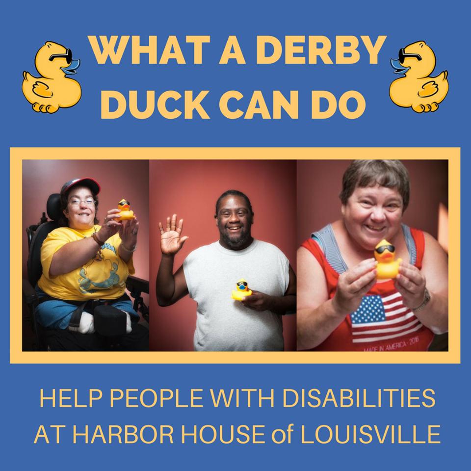 Rubber duck race, duck race, duck derby