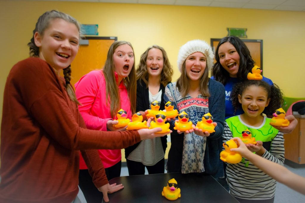 YESS Duck Derby, duck racer, duck derby, Des Moines, Youth Emergency Services & Shelter