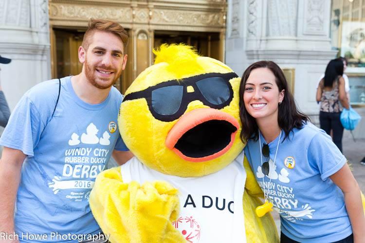 Chicago Ducky Derby Volunteers